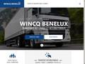 Transports Wincq : transport routier national et international à La Louvière