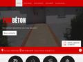 Tim Béton : pose de béton décoratif