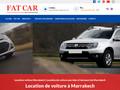 Fatcar : location de voiture à Marrakech
