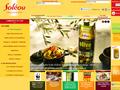Vinaigres aromatisés - huile d'olive bio