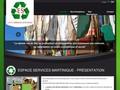 ES Martinique : transport de déchets industriels en Martinique