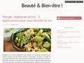 Blog beauté et bien-être