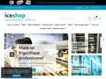 Iceshop : matériel frigorifique pour les professionnels de la restauration