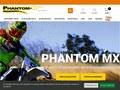 Phantom MX : accessoires pour moto-cross