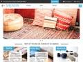 Sajada : vente de tapis, foutas et bijoux