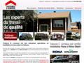 Toitures E.Lemieux : installation et la rénovation de toitures - couvreur professionnel