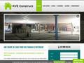 KVE Construct : faux plafond à Laeken
