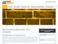 Maçonnerie Pro Solutions : briqueteur à Montréal