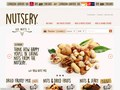 Nustery : mélanges de fruits secs et de noix
