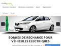 MobilyGreen : borne de recharge pour véhicules électriques