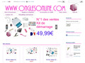 Ongles Online : kit vernis semi permanent - Manucure