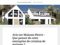 Maisons Pierre : construction de maisons