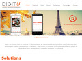 Digit-U : web design en Tunisie