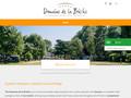 Domaine de la Brèche : camping sur les bords de la Loire