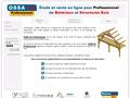 Ossa Kit Pro pour les charpentiers et les constructeurs de maisons en bois