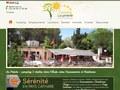 La Pinède : Camping dans l'Aude