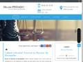 Héloïse Pindado : avocat en droit d'immobilier à Montpellier