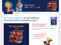 Apprendre l'anglais à un enfant - originale et ludique