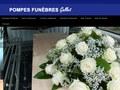 Pompes Funèbres Jean-Michel Gallet : pompes funèbres et funérarium à Wizernes