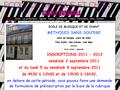 Cécile Queendle : professeur de saxophone à Rochefort en Charente-Maritime