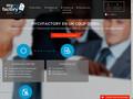 My CV Factory : modèles de CV et lettre de motivation sur mesure