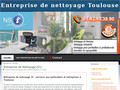 Service de nettoyage pour les professionnels à Toulouse