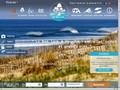 Camping Le Bon Coin :  camping 3 étoiles situé en Gironde