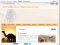 Tunisie Randonnées : excursion en plein désert en Tunisie