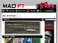Jeux flash de Formule 1 sur Madf1