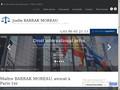 Maitre Barrak Moreau : avocat en droit de la famille à Paris 1er