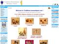 Objet religieux - vente produits monastiques