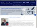 Maître Philippe Boufflers : cabinet d'avocat en droit de la copropriété à Nice