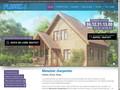 Construction de maison à ossature de bois à Evreux