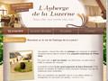 Auberge de la Luzerne : hôtel et gîte avec piscine à Bernières-sur-Mer