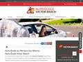 Auto-école Victor Basch : obtention de votre permis ACC au Perreux-Sur-Marne