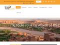 Taj tours : agence de transport touristique à Marrakech