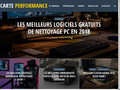 Carte Performance : high-tech et informatique