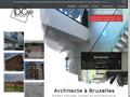 Bureau d'architecture à Bruxelles