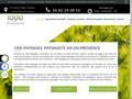 1000 Paysages : paysagiste en entretien de jardin à Aix-en-Provence
