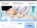 Dr. Amélie Henkes : ostéopathe vétérinaire à Huissignies