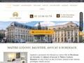 Maître Ludovic Baustier : avocat en droit civil à Bordeaux