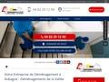 Entreprise de déménagement et garde-meuble à Aubagne