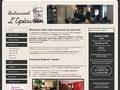L'Epicurien : restaurant gastronomique à Brignais dans le Rhône