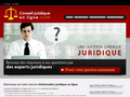 Conseils juridiques en ligne - Conseil et Assistance juridique en ligne