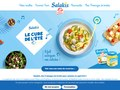 Salakis : fromages de brebis pour salades et apéritifs