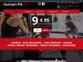Human Fit : salle de musculation à Dijon