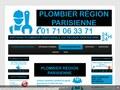 Artisan plombier en Île-de-France