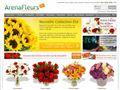 Arena Fleurs : livraison de fleurs à domicile à Paris et  partout en France