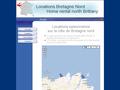Deux maisons à louer sur côte de Bretagne nord