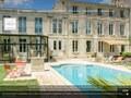 L'Esprit du 8 : chambres d'hôtes de charme à Rochefort avec piscine